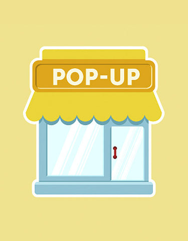 Pop Up Shop Non Refundable Deposit