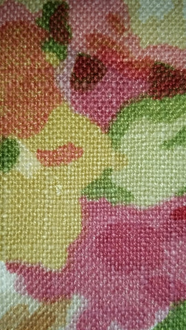 Ornithology-Sunrise-Drapery-and-Printed-Upholstery-55%-Linen-45%-Rayon-Fabric-54-inch-wide-$1.49 a yard.To view available inventory click on the drop-down box below.