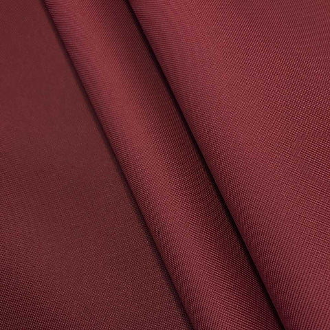 Burgundy #10 Duck 100% Cotton Canvas Fabric 60 inch wide $1.25 a yard
