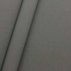 Grey Gray Fire Retardant 100% Cotton Sateen Twill Fabric 60 inch wide $1.50  a yard
