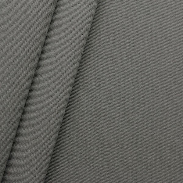 Grey Gray Fire Retardant 100% Cotton Sateen Twill Banox FR3 Fabric 60-61 inch wide $1.50 to $1.99  a yard