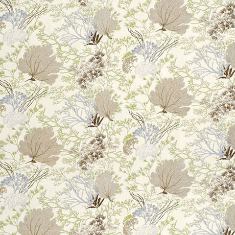 Molokini Natural Sateen Twill Cotton Printed Drapery and Upholstery Fabric 54 inches wide $1.49  a yard.To view available inventory click on the drop-down box below