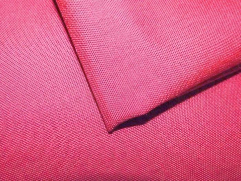 "Cerise Pink 500 Denier Nylon Cordura (r) Fabric Durable Water Repellent 60"" wide $1.49 a yard"