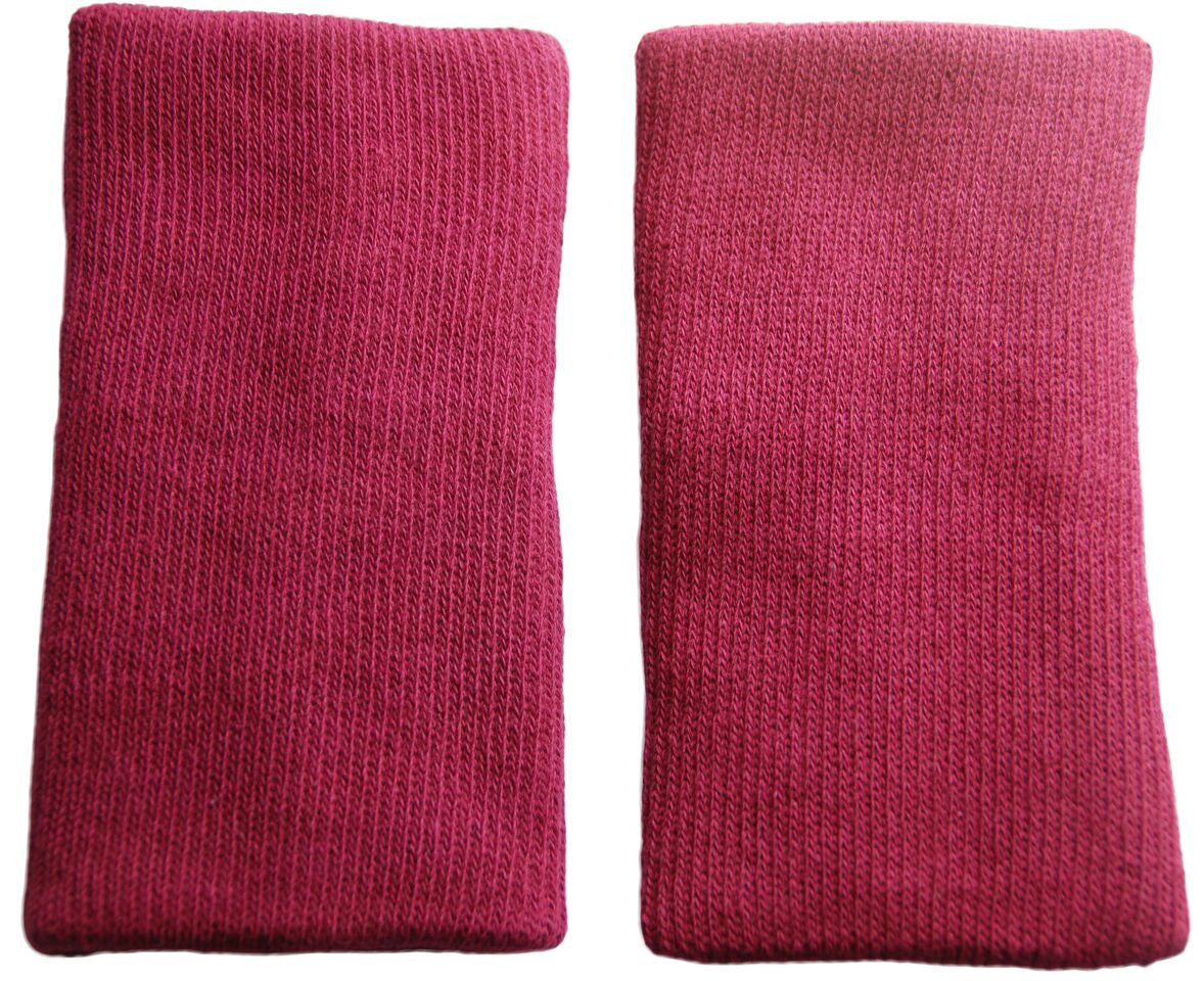 Dark Red Knee Pads For Kids