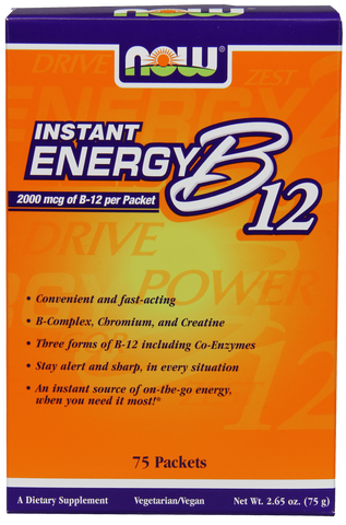 Instant Energy B12 Packets
