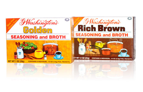 G. Washington's Rich Brown Seasoning and Broth - 1 oz.