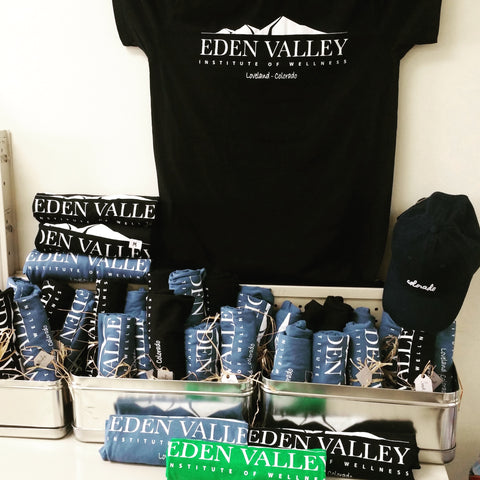 Apparel - Eden Valley T-shirts
