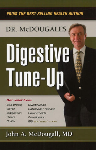 Digestive Tune-Up / McDougall, John A, MD
