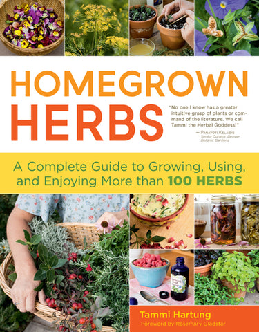 Homegrown Herbs / Hartung, Tammi / Paperback