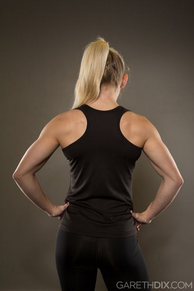 racer back gym vest