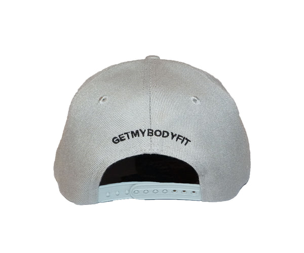 Snap Back Cap Grey / Black