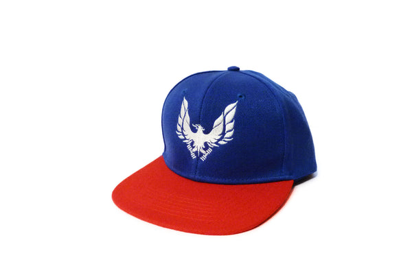 Snap Back Cap Red / White / Blue
