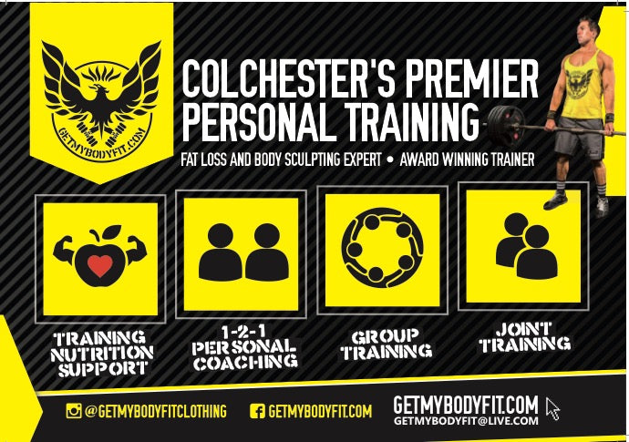 Jump start package : Intro to Personal Training in Colchester