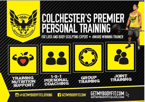 Gold package : Personal Training Colchester