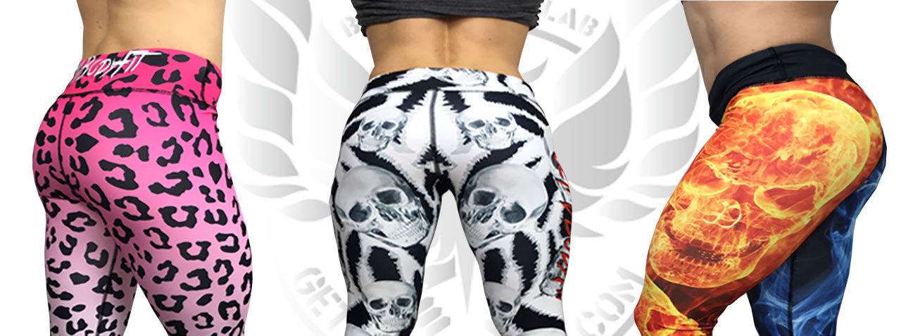 Womens gym legging