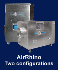 AirRhino two configurations