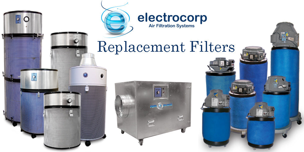 Electrocorp Replacement Filters