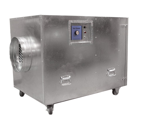 Electrocorp Air Rhino 1000 CFM Air Scrubber