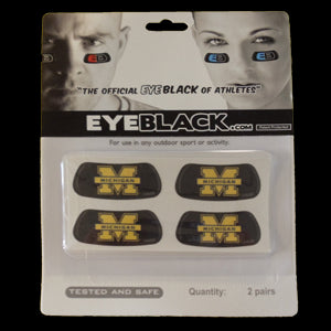 UM Eye Black - Black / Yellow