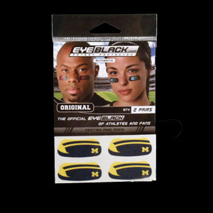 UM Eye Black - Winged Helmet - Black
