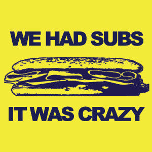 It Was Crazy - Yellow