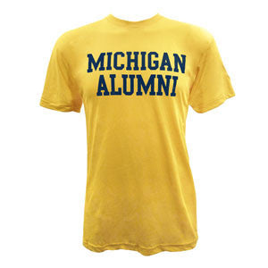 Michigan Alumni Am App - Maize
