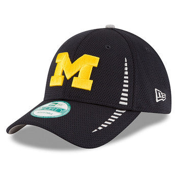 Michigan 9Forty NE Speed Adj. Hat - Navy