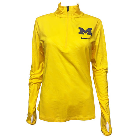 Nike Women's Dry Top Tailgate HZ 34576X - Amarillo
