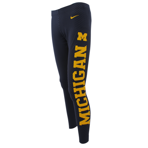 Nike Wms Legasee Tight - Navy