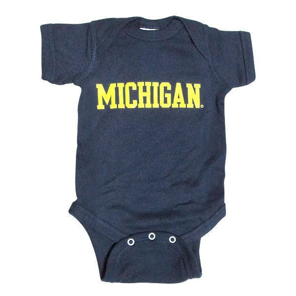 Block Michigan Creeper - Navy