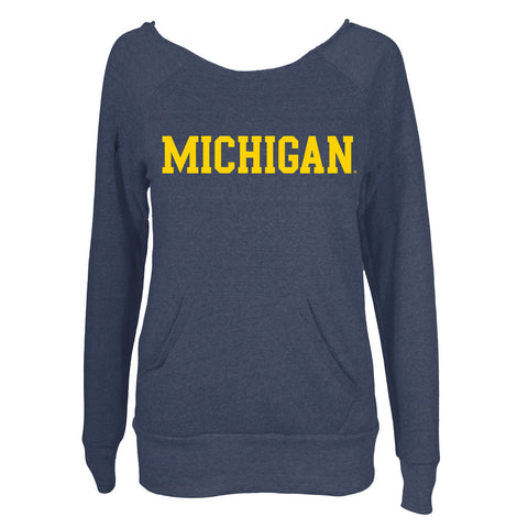 Block Michigan Maniac - Eco Navy
