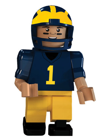 UM Campus Collection Minifigure - Navy