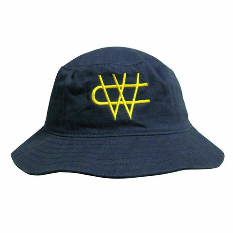 CW Bucket Hat - Navy