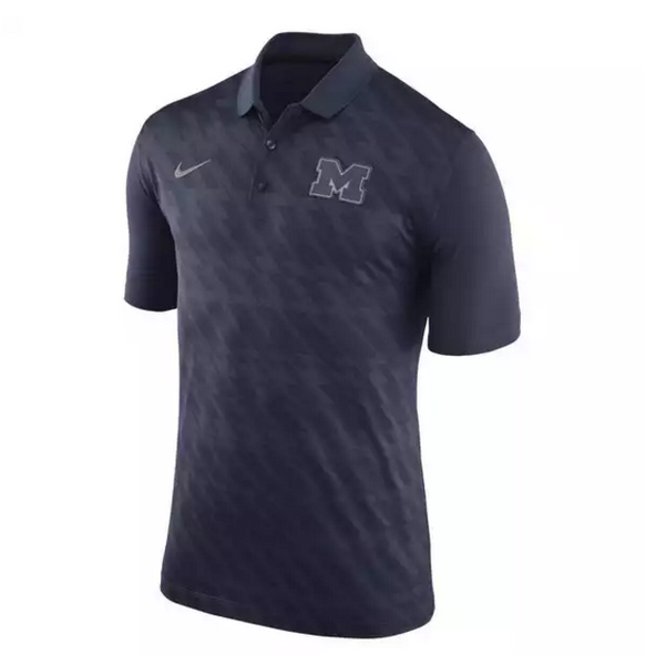 Nike M Solid Polo 34367X - Navy