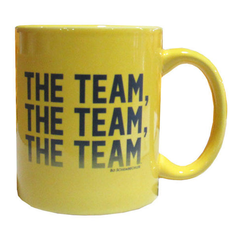 The Team, The Team, The Team™ Mug - Yellow