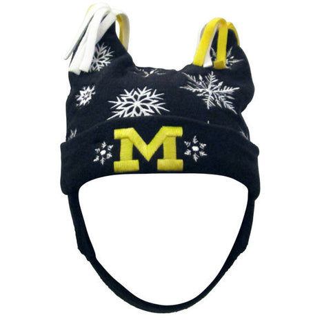 New Era UM Snow Day Double Bunny Infant Hat