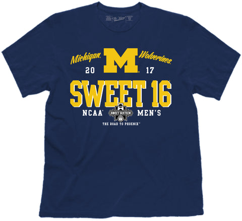 UM17 RB Sweet 16 Youth - Navy