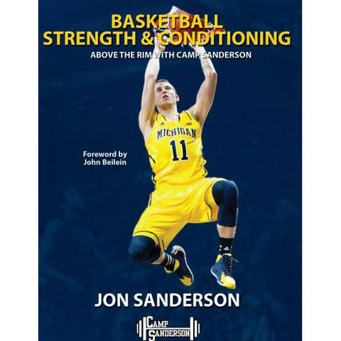Basketball Strength & Conditioning - Above The Rim - Camp Sanderson