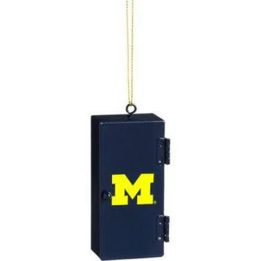 UM Team Locker Ornament 3OT920LKR