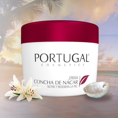 Mother of Pearl Cream (Concha de Nacar) - 55g