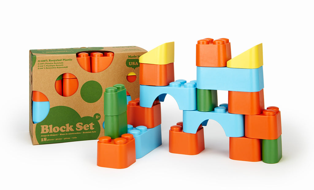 Green Toys™ Block Set - Through the Moongate and Over the Moon Toys