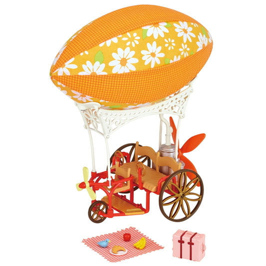 Calico Critters Sky Ride Adventure - Through the Moongate and Over the Moon Toys