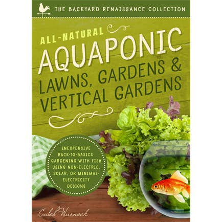 All-Natural Aquaponic Lawns Gardens & Vertical Gardens