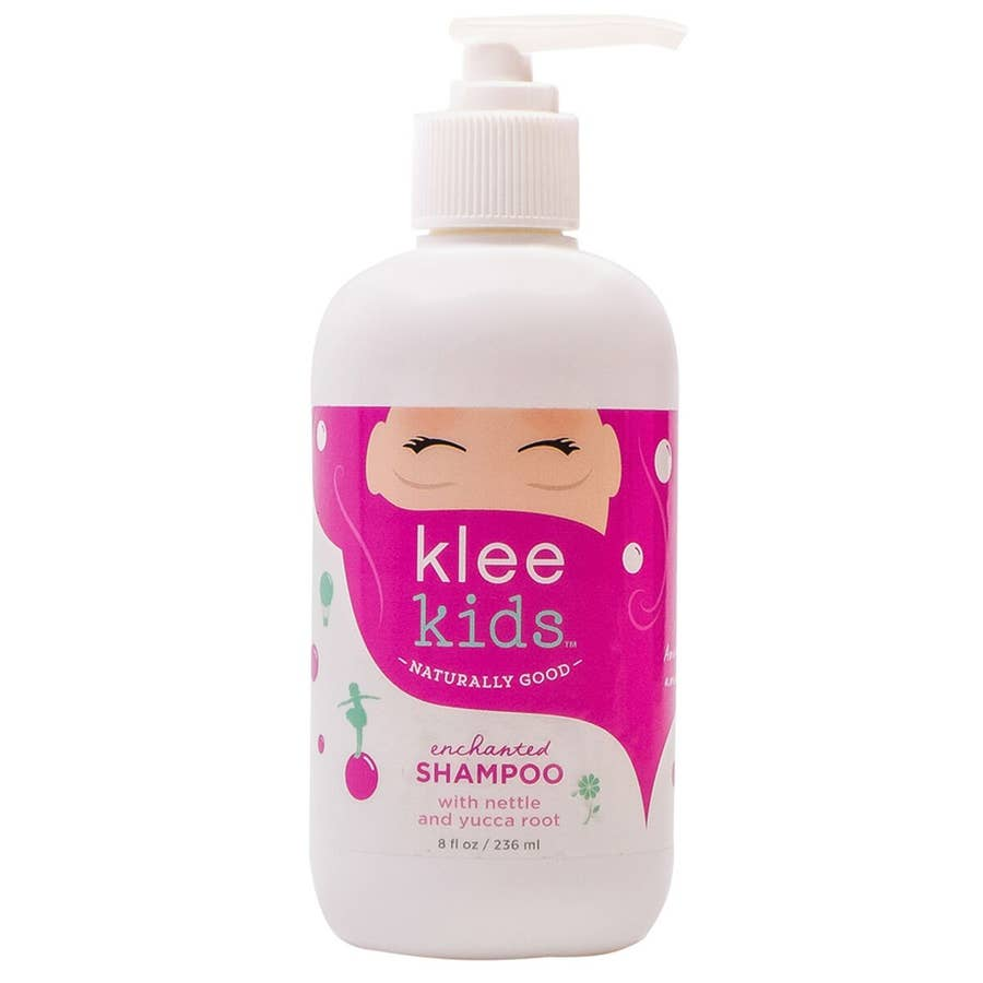Klee Naturals Enchanted Shampoo with Nettle & Yucca Root