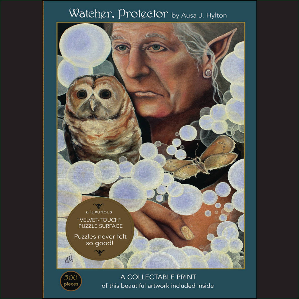 Watcher, Protector 500 piece puzzle