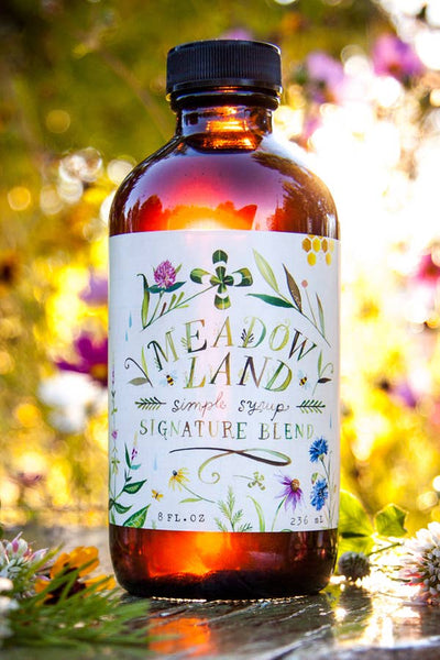 Meadowland Syrup: Signature Blend