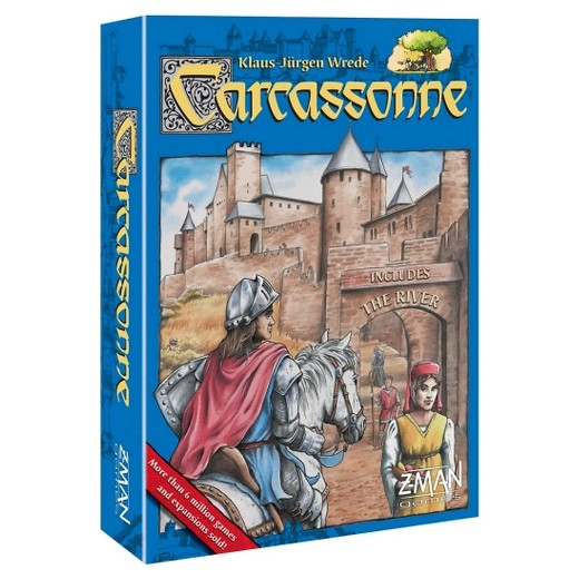 Carcassonne - Through the Moongate and Over the Moon Toys