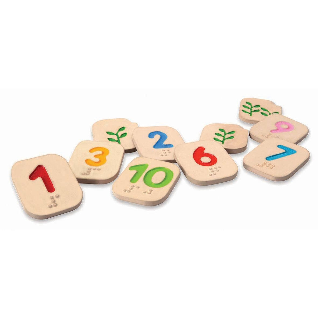 Braille Wooden Tile Learning Sets