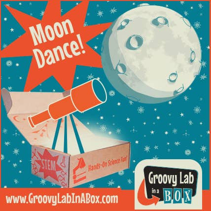 Groovy Lab Moon Dance