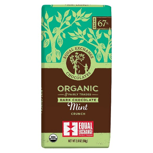 Equal Exchange 2.8 oz Organic Chocolate Bars